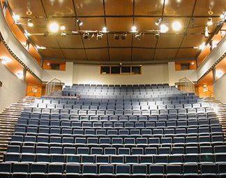 Le théâtre d'Arles