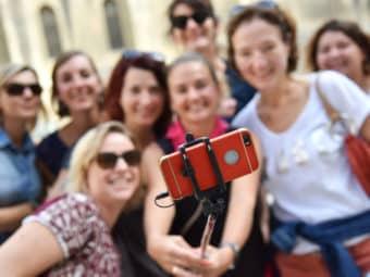 Selfie Arles Express